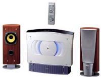 Věž  JVC CA-VSDT9R  CD, CD-R/RW  RDS FM/AM