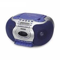 Radiomagnetofon s CD Sony CFD-E55L